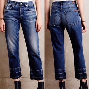7 for All Mankind 1984 Boyfriend Jeans